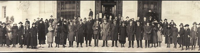 The International Labour Organization was founded after the Spanish flu – its past lights the path to a better future ofwork