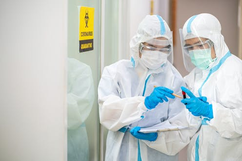 Coronavirus: our study suggests more people have had it than previously estimated