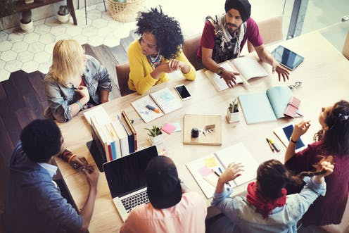 The psychology of being a better ally in the office – and beyond