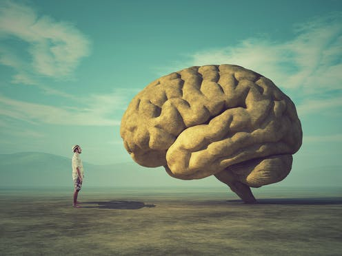 People with delusions understand metaphor differently – here's how it could help explain schizophrenia