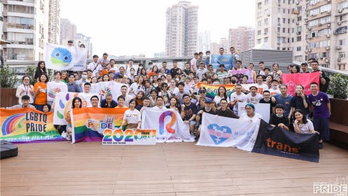 How Shanghai's LGBTQ community came out for Pride Month in 2020