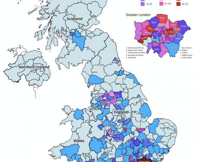 New census reveals extent of lack of ethnic minority representatives in local councils