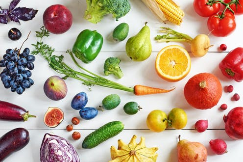 Type 2 diabetes: eating a diet rich in fruit and vegetables daily lowers risk, study shows