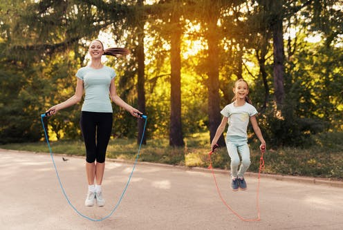 Grab a rope: seven reasons why skipping is so good for you