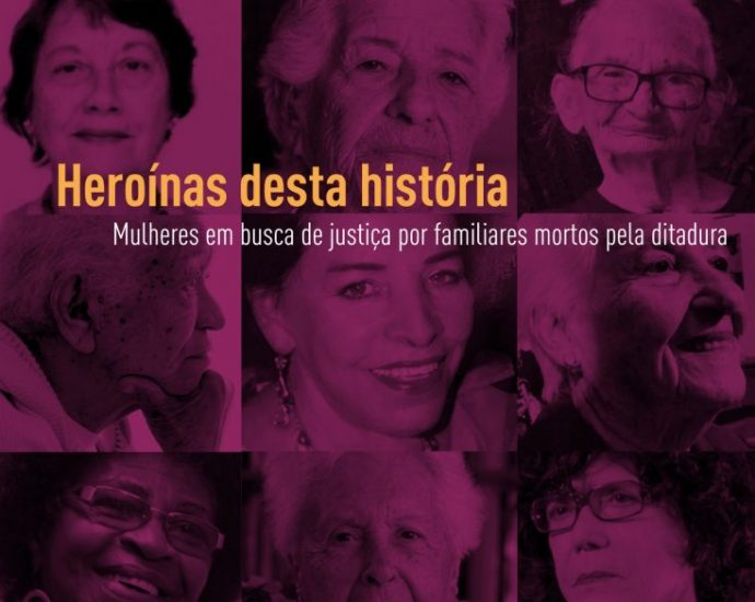 A new book honors female resistance during Brazil's 21-year dictatorship · Global Voices