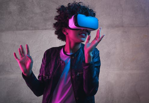 How we discovered that VR can profile your personality
