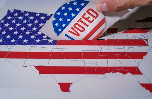 US election: how voting works for Americans overseas