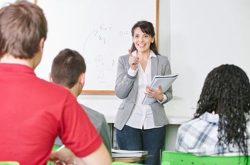 Teacher motivation is vital – and COVID-19 may be hurting it