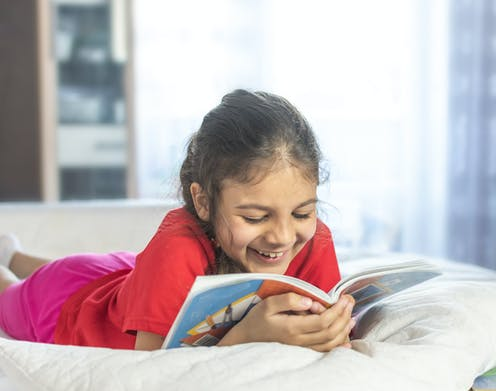 Five ways to help your child develop a love for reading