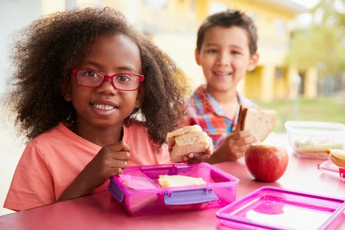 Free school meal food parcels: these are the nutrients children should be getting