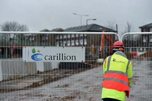 Carillion: move to disqualify directors signals UK authorities getting tougher on 'corporate wrongdoing'