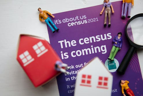 Census 2021: why are some people completing it online and others have paper forms?
