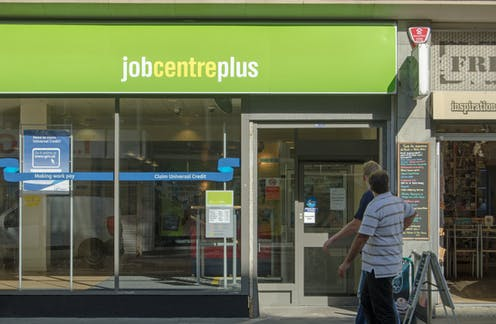 Why unemployment can feel worse when there is less of it around